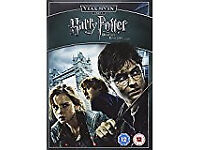 Harry Potter and the Deathly Hallows part 1 and 2