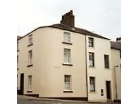 Studio flat in 2 John Street, Maryport, UK