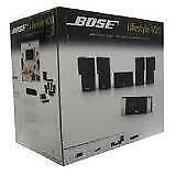 Bose v20 life style home theatre system