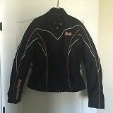 Ladies Harley-Davidson riding jacket