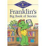 5 Franklin (The Turtle)  Books- New