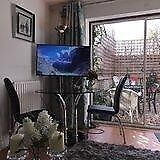Double room in two bed ground floor flat with garden in Chiswick