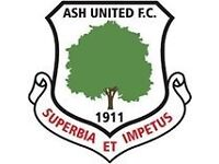 Ash United FC Sunday's Two teams require players for this season