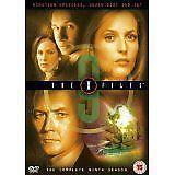 X Files DVD