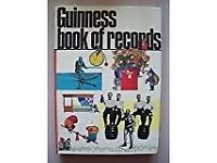 GUINNNESS BOOK OF RECORDS 1970,