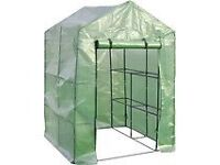 Brand New Large Walk In Green House