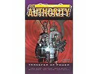 Transfer of Power (Authority) Graphic Novel