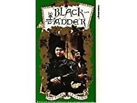 VHS The Black Adder - The Foretelling