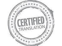 Volunteer Certified Translator: German, Polish, Russian, Czech, Slovak