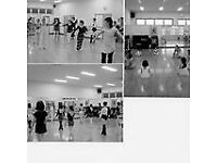 ballet class ,all ages