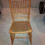 Oak Rocking Chair