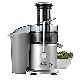 Juicer    Breville Juice Fountain Plus   Hardly Used   Moving