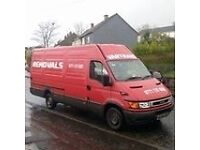 Man&Van for hire, 2 man available - Glasgow / Full UK