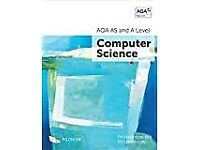 AS and A Level AQA Computer Science 7516 7517 A-Level Course Textbook