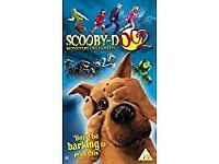 VHS Scooby-Doo 2 - Monsters Unleashed
