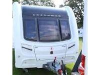 Coachman Caravan VIP 575/4