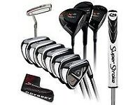 Brand New Callaway X2Hot 10 Piece Golf Set - Right Handed