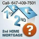 SECOND MORTGAGE !  Not a Problem !  IMMEDIATE FUNDS AVAILABLE