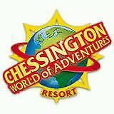 2 Chessington world tickets