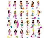 Wanted polly pocket dolls