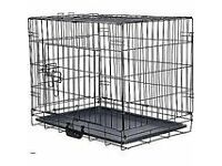 Large Dog/PET Crate H71 X L92 X D 63CMS FOLDABLE NEW UNUSED