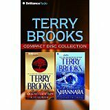 Terry Brooks Audio Books (CD Collection)