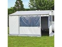 Caravan store Zip 3.6m Awning and Sides/front