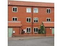 Studio flat in Riverhead Court, Riverhead Road, Louth LN11 7FB, United Kingdom
