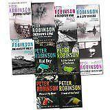 Peter Robinson Books