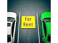 Secure car park space for rent South Belfast