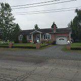 PRIX RÉDUIT!!!          Maison plain-pied à Rivière-Bleue