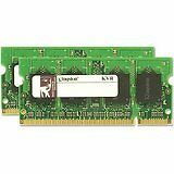 Laptop memory 2 GB (2 x 1 GB) - 667 Mhz