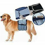 New washable male doggie diapers
