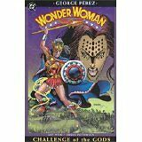 Wonder Woman TPB Perez, Out of Print, Excellent Condtion all 4!