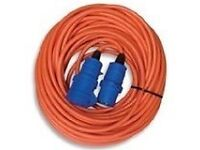 Brand new 25m cable (240v) suitable for caravans