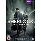 Sherlock DVD The complete series two