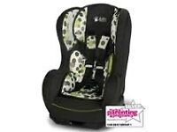 Baby Weavers Shuffle SP Car Seat - Orbit Green excellent condition