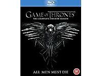 Game of Thrones - the complete Fourth Season