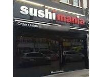 Edgware London Japanese Restaurant Waitress needed for Full time or Part time