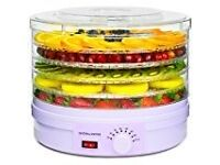 Circular food dehydrator for sale