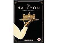 Halcyon DVD, Series 1, brand new, unopened