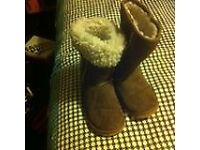 Size 10 girls ugg boots