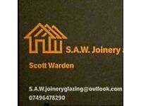 S.A.W Joinery and Glazing 07496478290