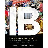 International Business Environments and Operations 14th Edition
