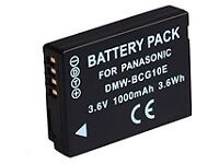 Lithium Batteries & Charger (Panasonic)