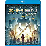 X-Men Days of Future Past Ultimate Edition Blu-Ray and 3d NEW!