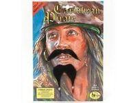 Jack Sparrow Pirate Fancy Dress Items