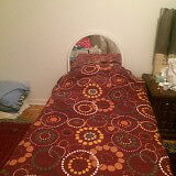 lit simple, matelas, couette / single bed, mattress, duvet cover