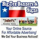 Big Tex Banners, Signs, and Flags