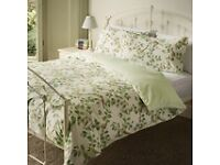 Laura Ashley Double Duvet Set x 2 cost £80 each sold out - new freshly laundered